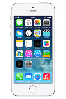 iPhone IPHONE 5S 32GO ARGENT Apple