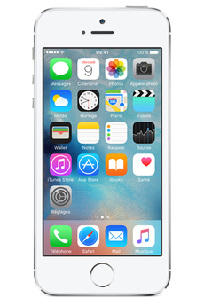 iPhone Apple IPHONE 5S 32GO ARGENT