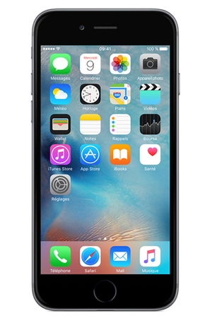 iPhone Apple iPhone 6 16GO GRIS SIDERAL