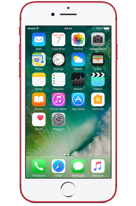 iPhone Apple IPHONE 7 256 GO (PRODUCT) RED SPECIAL EDITION