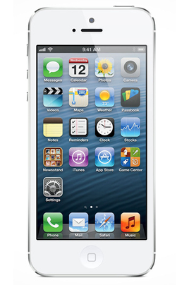 Apple IPHONE 5 32GO BLANC RECONDITIONNE