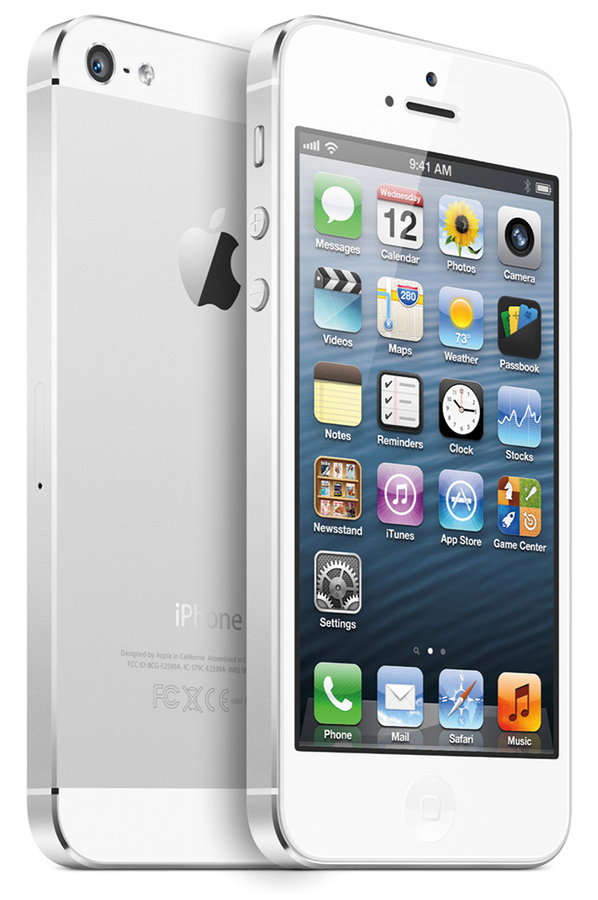iphone reconditionn apple iphone 5 16go blanc. Black Bedroom Furniture Sets. Home Design Ideas