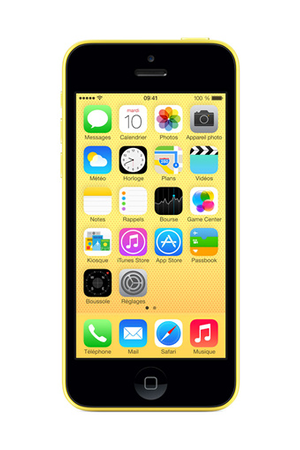 Iphone C Reconditionne Jaune