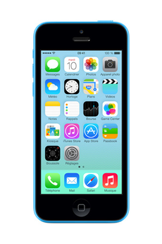 iPhone reconditionné IPHONE 5C 16 GO BLEU RECONDITIONNE Apple
