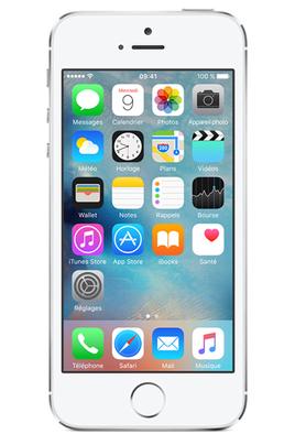 iPhone reconditionné Apple IPHONE 5S 16GO ARGENT RECONDITIONNE