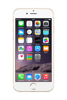 Mobile nu reconditionné IPHONE 6 16 GO OR RECONDITIONNE Apple