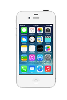 Mobile nu reconditionné IPHONE 4S 8GO RECONDITIONNE Apple