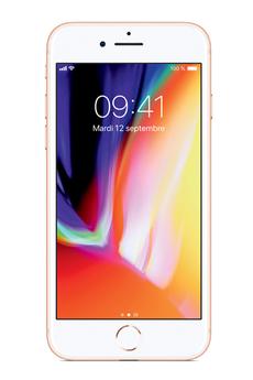 iPhone reconditionné Appler iPhone 8 64Go Or A+ Reconditionné