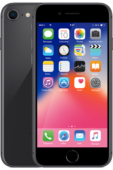 iPhone reconditionné Appler iPhone 8 64Go Space Grey Reconditionné