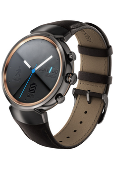 Montre connectée ZENWATCH 3 MARRON Asus