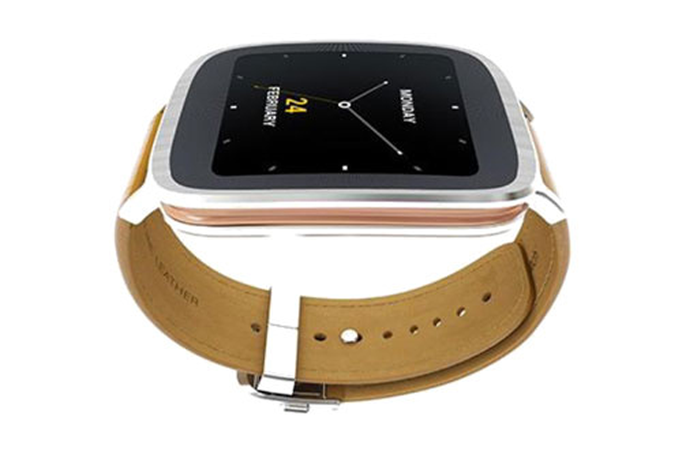 montre connect e asus zenwatch wi500q 1a0003 4065883 darty. Black Bedroom Furniture Sets. Home Design Ideas
