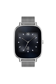 "Montre connectée ZENWATCH 2 1.45"" METAL SILVER Asus"