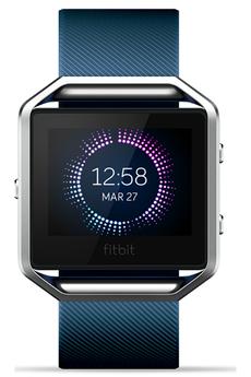 Montre connectée BLAZE BLEU LARGE Fitbit
