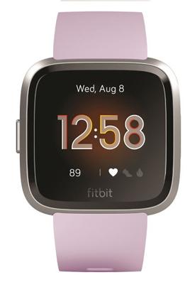 Fitbit VERSA LITE SILV/LILA