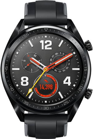 Montre connectée HUAWEI WATCH GT GRAPHITE BLACK