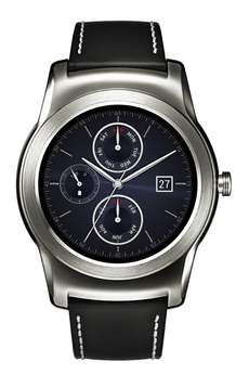 Montre connectée G WATCH URBANE SILVER Lg