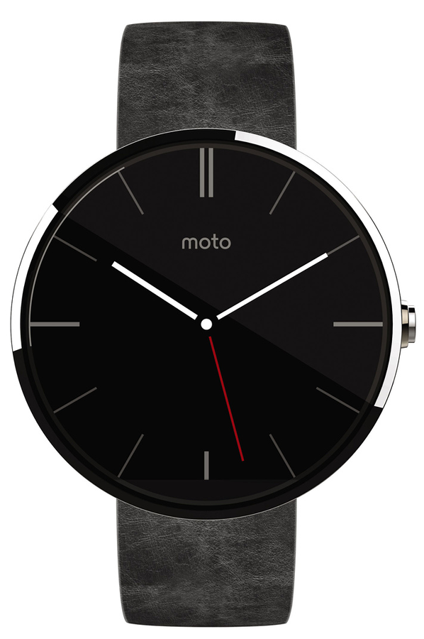 montre connect e motorola moto 360 noir sm3934ar3x1 4048148 darty. Black Bedroom Furniture Sets. Home Design Ideas