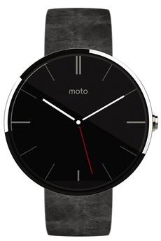 Montre connectée MOTO 360 NOIR Motorola