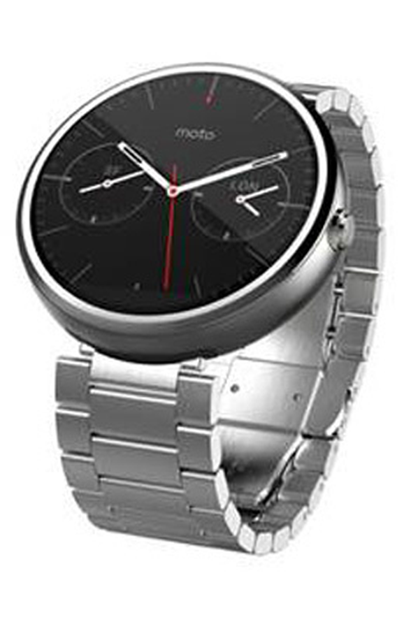 montre connect e motorola moto 360 gris m tal moto 360 4084870 darty. Black Bedroom Furniture Sets. Home Design Ideas