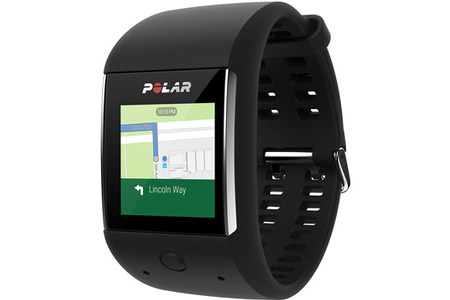 montre connect e polar smartwatch m600 noire darty. Black Bedroom Furniture Sets. Home Design Ideas