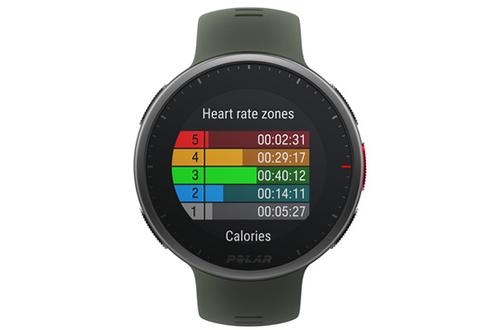 Montre Connectée Multisports Cardio GPS Premium Polar Vantage V2