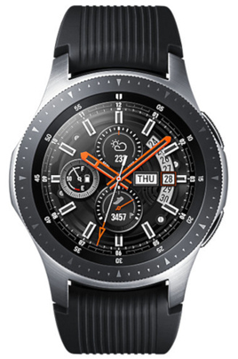 Montre connectée GALAXY WATCH GRIS ACIER 46MM Samsung