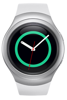 Montre connectée GEAR S2 BLANC Samsung