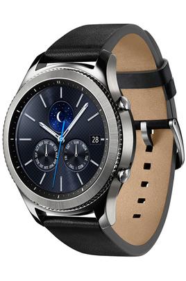 Montre connectée GEAR S3 CLASSIC ARGENT Samsung