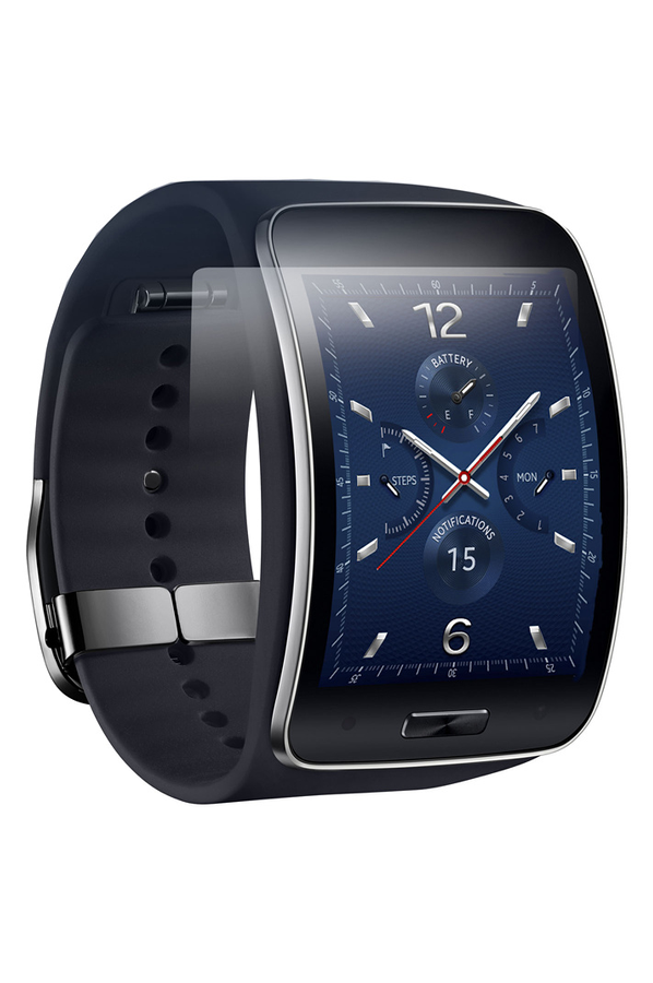 montre connectee samsung galaxy gear noir. Black Bedroom Furniture Sets. Home Design Ideas