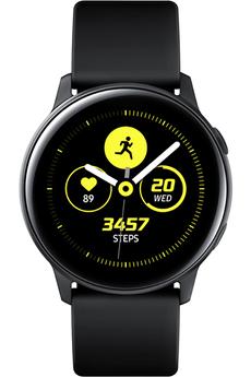 1e48ca61abf Montre connectée Galaxy Watch Active Noir Samsung