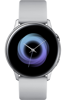 Montre connectée Galaxy Watch Active Silver 40mm