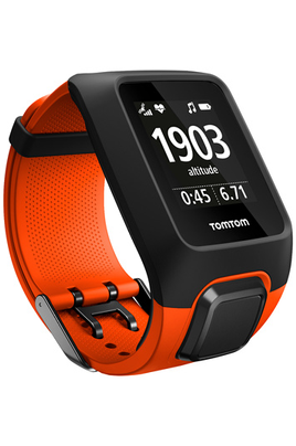 Montre connectée ADVENTURER CARDIO+MUSIC ORANGE Tomtom