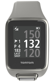Montre connectée GOLFER 2 LARGE GRISE Tomtom
