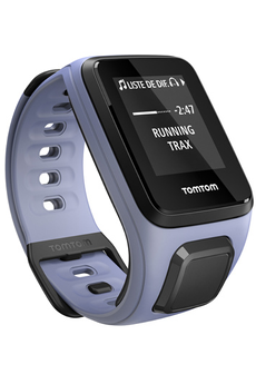 Montre connectée SPARK MUSIC FIN VIOLET Tomtom