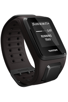 Montre connectée SPARK MUSIC LARGE MARRON Tomtom