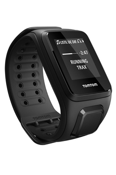 Montre connectée SPARK MUSIC LARGE NOIR Tomtom