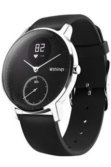 Montre connectée STEEL HR 36MM NOIR Withings