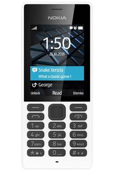 Téléphone portable 150 Dual Sim BLANC Nokia
