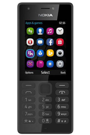 T l phone portable nokia 216 dual sim noir darty - Telephone portable 8 megapixel ...