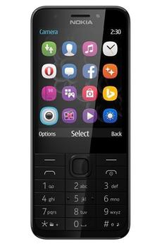 Téléphone portable 230 DUAL SIM NOIR Nokia