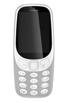 Téléphone portable 3310 GRIS Nokia