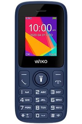 Téléphone portable Wiko F100 LS BLUE
