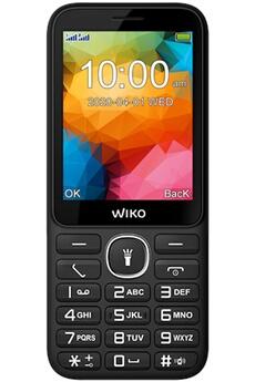 Téléphone portable Wiko F200 LS BLACK