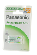 Panasonic EVOLTA AAA LR03 800 mAh x2