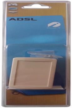 Cordon et fiche téléphone Filtre ADSL Maître Plug It