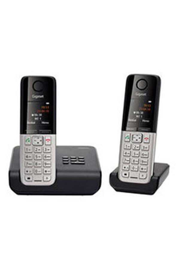 t l phone sans fil gigaset c300a duo c300aduo 3332071. Black Bedroom Furniture Sets. Home Design Ideas